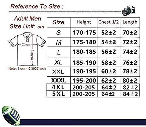 CHERSH Coupe du Monde 2019 France Coq Rugby Jersey Fan Supporter Shirt dentra/înement Remplacer Manches Courtes Quick Dry Sportwear for Sport Fitness Blue-L
