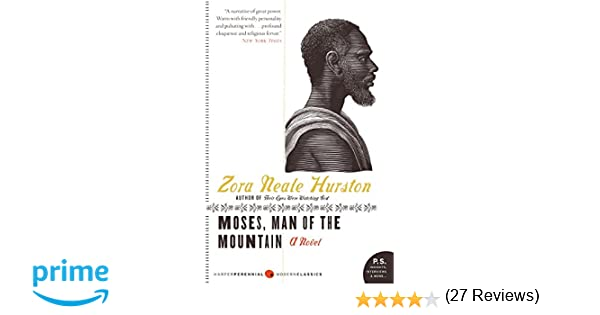 Moses man of the mountain zora hurston 9780061695148 amazon moses man of the mountain zora hurston 9780061695148 amazon books fandeluxe Document
