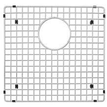 Blanco 223190 Stainless Steel Sink Grid, Fits Precision and Precision 10 1-3/4 Bowl left bowl, Stainless Steel