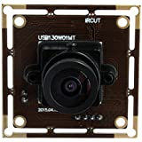 ELP Black and White camera module 960P AR0130 HD for Industrial Prototype