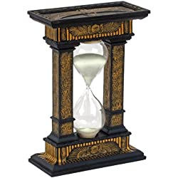 Design Toscano Sands of Time Egyptian Hourglass