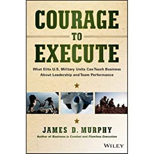 Courage to Execute Audiobook