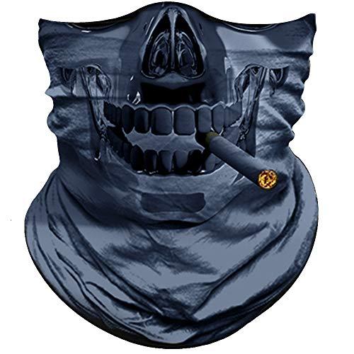 Obacle Skull Face Mask