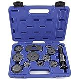 Capri Tools 10015Disco de freno (Caliper Viento Vuelta Kit de herramientas, 11-Piece