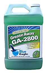 Blue Eagle Products 8-52281-00314-6  GA-2800 Industrial Strength Degreaser, 1 gal Concentrate