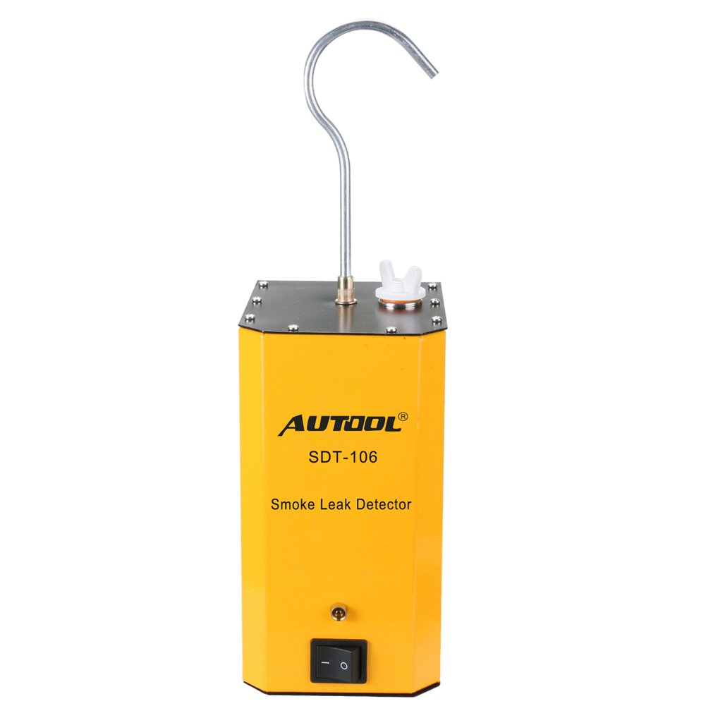 AUTOOL EVAP Car Automotive Smoke Leak Leakage Detector Tester Diagnostic Machine for Air Conditioning Fuel Pipe System