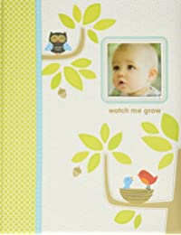 C.R. Gibson First 5 Years Memory Book, Record Memories and Milestones on 64 Beautifully Illustrated Pages - Woodland BOBEBE Online Baby Store From New York to Miami and Los Angeles