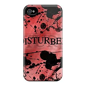 IHP6188Rmge Disturbed Fashion Tpu 6 Cases Covers For Iphone