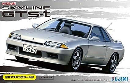 6a3d235445367 Amazon.com: Fujimi 1/24 inch up series No.101 Nissan R32 Skyline GTS ...