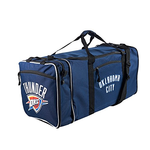 The Northwest Company Officially Licensed NBA Oklahoma City Thunder Steal Duffel (Oklahoma Bag)