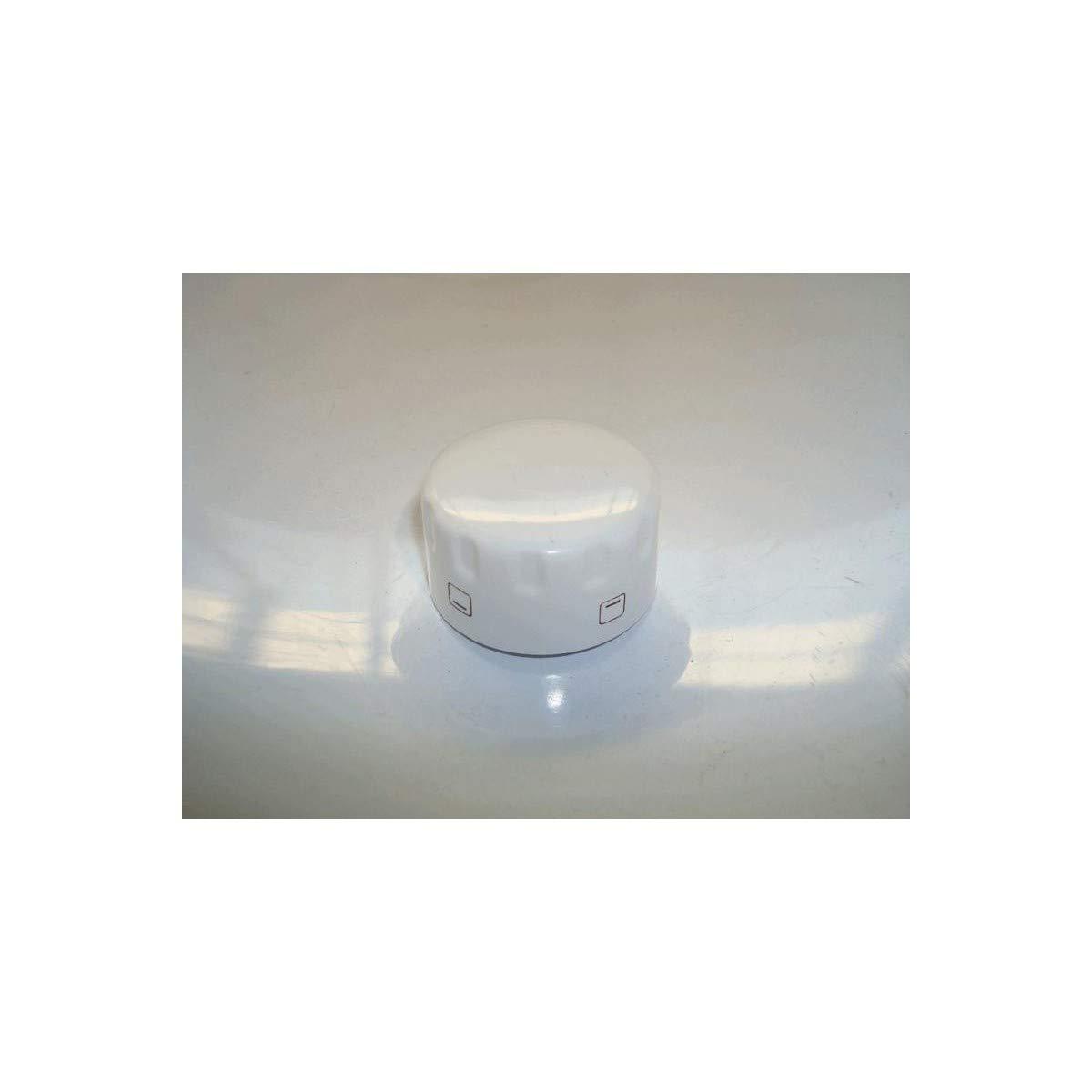 Mando Horno Teka Blanco diametro Eje 6 mm H-610: Amazon.es