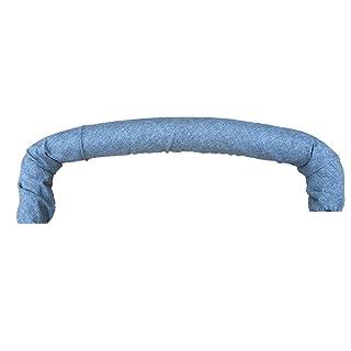 BASSK Poussette b/éb/é accoudoir poign/ée poign/ée coton draps housse de protection accessoires poussette b/éb/é
