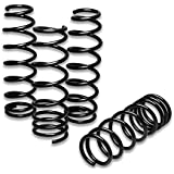 For Civic/Del Sol/Integra Suspension Lowering Springs (Black) - EG EH