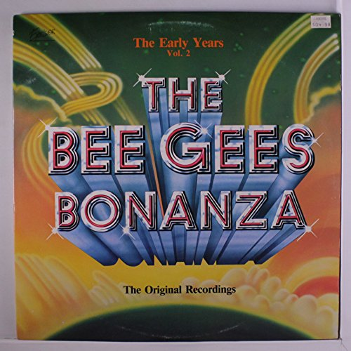 The Bee Gees Bonanza (The Early Years Vol. 2 - The Original Recordings Double - Bottle Rockets Canada