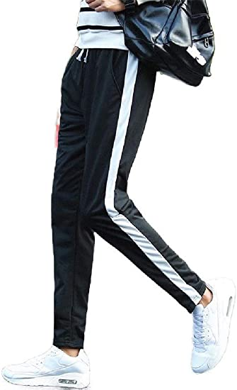 AngelSpace Men's Athletic Loose Casual Oversized Running Jogger Pant