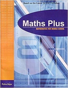 Maths Plus 8 price comparison at Flipkart, Amazon, Crossword, Uread, Bookadda, Landmark, Homeshop18