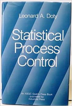 Book Statistical Process Control