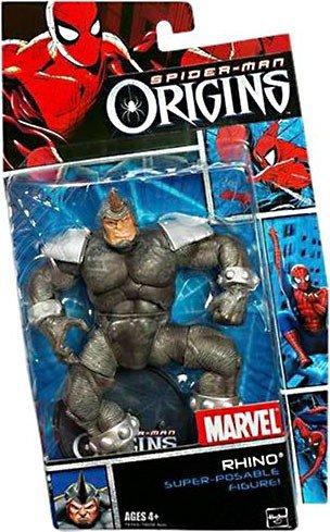 (Spider-Man Origins - Rhino)