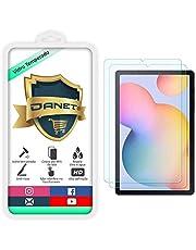 "Película De Vidro Temperado Para Tablet Samsung Galaxy Tab S6 Lite P610 e P615 Tela de 10.4"" - Proteção Blindada Anti Impacto Top Premium"