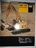 Caterpillar 328D LCR Hydraulic Excavator Sales Brochure