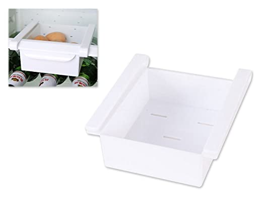 DSstyles Nevera Contenedor de almacenamiento Refrigerador ...