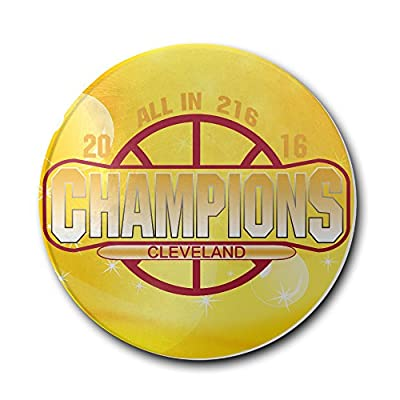 JFD 2016 Champions All In Cleveland Bar Drink Ceramic Coaster Furniture