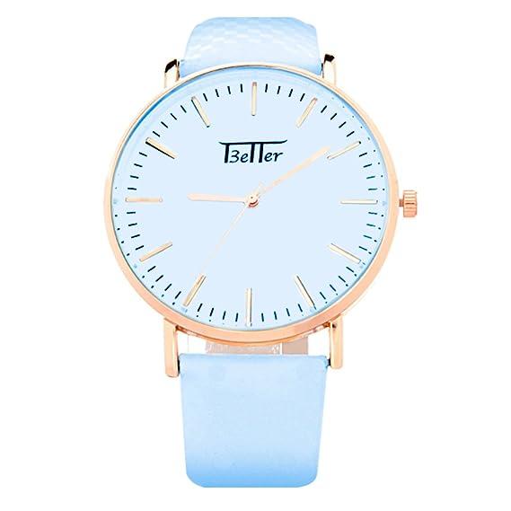 Reloj que cambia de color para mujer
