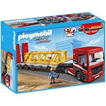 Playmobil Heavy Duty Flatbed Trailer Playset