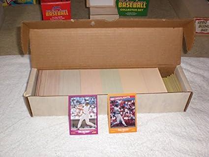 Amazoncom 1988 Score Baseball Complete Set 660 Cards