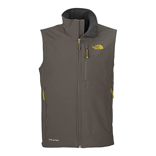 869114a99 Amazon.com: North Face Apex Bionic Vest Mens (Small, Coffee Brown ...