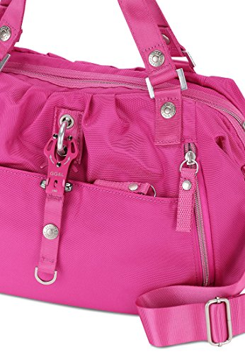 George Gina & Lucy Nylon Cotton Candy Handtasche pink_pink x