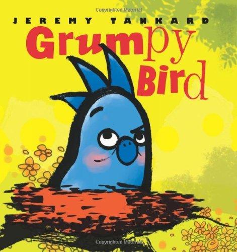 By Jeremy Tankard - Grumpy Bird (3.2.2007)