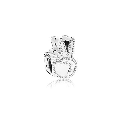 Pandora Women Silver Bead Charm - 797215 b6LMeeES