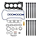 New TS2615803HB MLS Cylinder Head Gasket Set & Head Bolt Kit for 2000-08 Toyota / Pontiac 1.8L 1ZZFE 1ZZ-FE engine