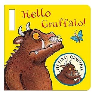 book cover of Hello Gruffalo! Buggy Book