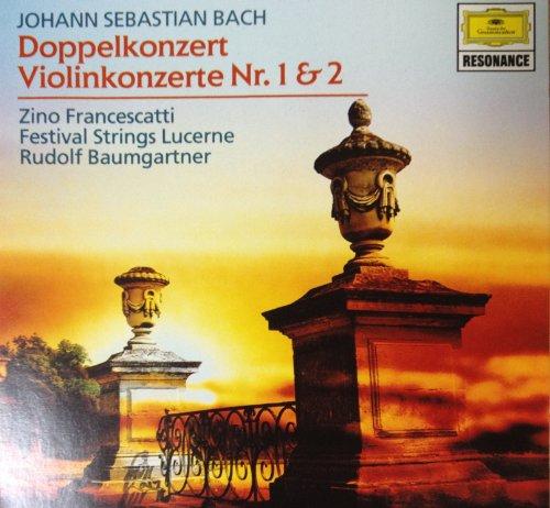 Bach: 2 Violin Concertos - Festival Strings