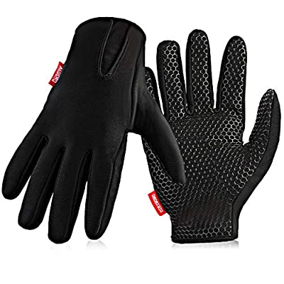Aegend Work Gloves for Men Women. Gardening Gloves, Crafting Gloves with Reinforced Palms, Excellent Grip, Tough Protection for Yard Work, Woodworking, Gardening, Car Repairing, Construction, Cycling