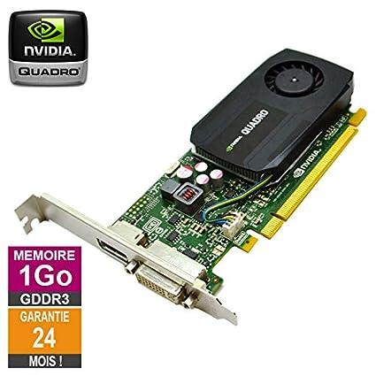 Tarjeta gráfica Nvidia Quadro K600 1GB GDDR3 PCI-e DVI ...