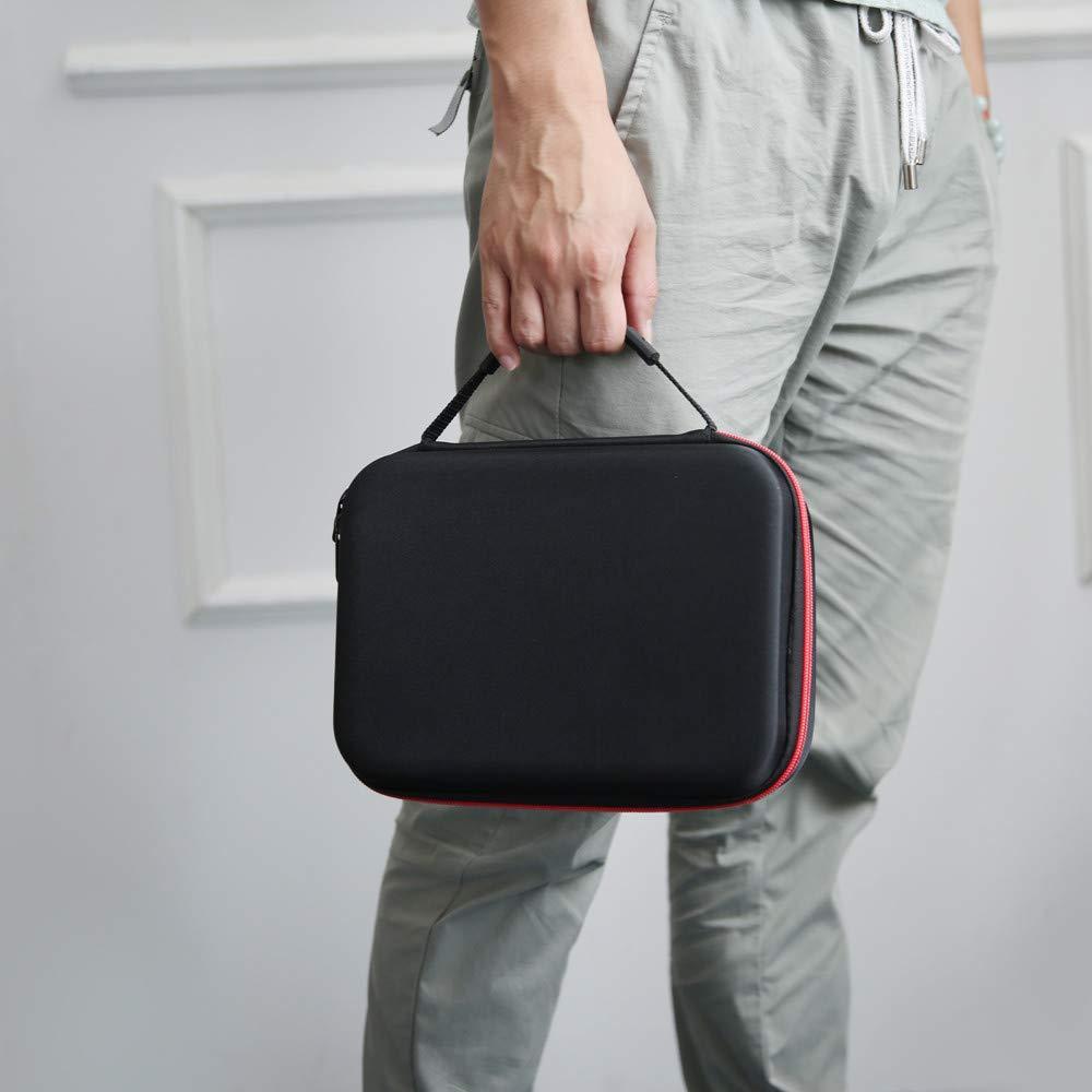 SAQIMA Storage Case for Zhiyun Crane M2 3-Axis Handheld Gimbal Portable Carrying Bag Handbag Large Capacity Shoulder Bag