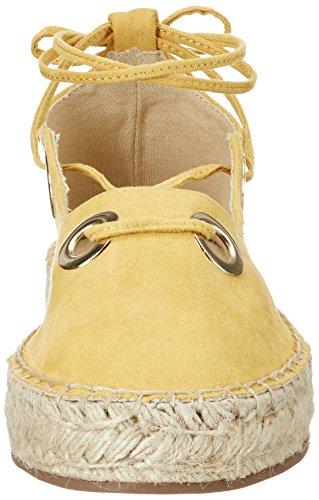 Donna Espadrillas Yellow Basse Giallo 964098 La Strada nTwS4qxSI