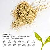 Banyan Botanicals Licorice Root Powder, Spice Jar - USDA Organic - Glycyrrhiza glabra - Ayurvedic Herb for Lungs, Skin, Stomach