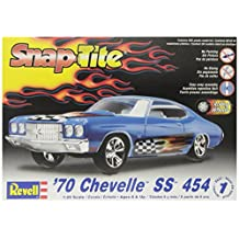 Revell SnapTite '70 Chevelle SS 454 Plastic Model Kit