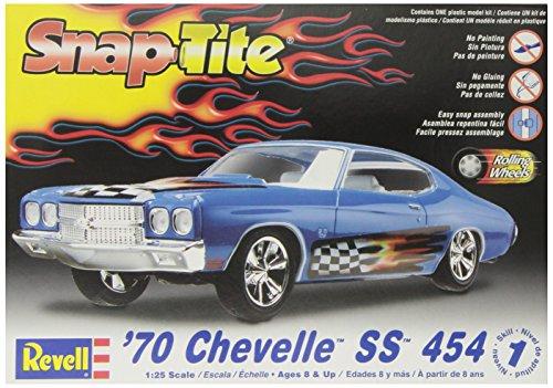 70 chevelle model car - 1