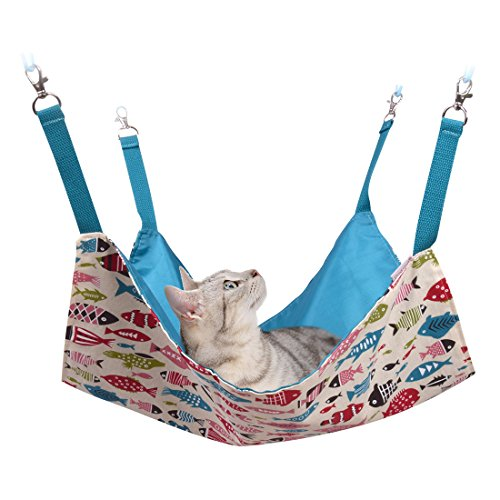 Cat Hammocks Bed Use