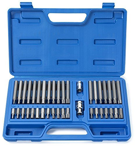 open face wrench set - 7
