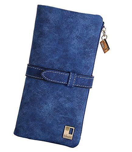 OUTEYE Cute Carteras Monedero Billetes Tarjetas Telefono iphone10 para mujer: Amazon.es: Zapatos y complementos