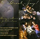 O Great Joy! Baroque Music for Christmas