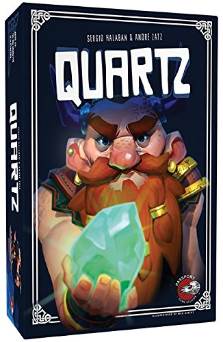 Quartz Board Game