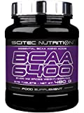 BCAA 6400 375 comprimés - Scitec Nutrition