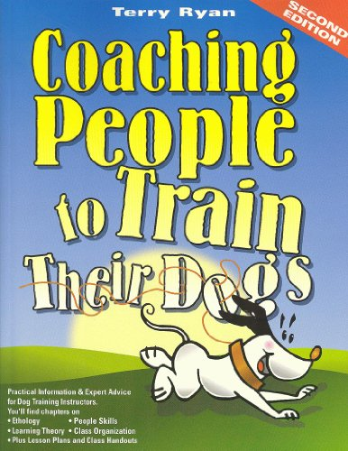 Coaching People to Train Their Dogs by Legacy Canine